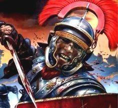 Centurion, or century, maybe Rome History, Ancient History, Ancient Rome, Ancient Greece, Imperial Legion, Roman Gladiators, Roman Warriors, Roman Legion, Greek Warrior