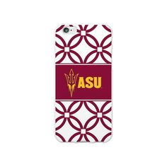 Centon Electronics Arizona State University Phone Case - iPhone SE/5/5S