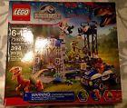 LEGO JURASSIC WORLD PARK #75920 RAPTOR ESCAPE 394 pieces  NEW SEALED RETIRED