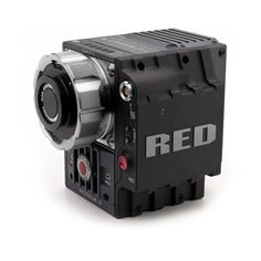 Red Scarlet-x with Ti PL-Mount And side SSD