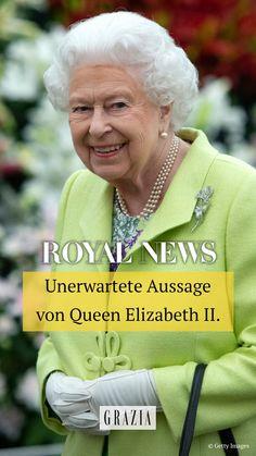 Die britische Monarchin ist für ihr hohes Alter noch ganz schön fit! Das stellte sie jetzt abermals unter Beweis und machte eine unerwartete Aussage. #grazia #grazia_magazin #queen #elizabeth #royals #awart #königin