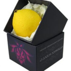 Lemon Shaped Soap, £8.99. Now you really can't believe that's not a real lemon, can you? This lemon shaped soap is guaranteed to make your home feel fresh and bright. Why not let it transport you to the summery Mediterranean coastlines. Holly House Gifts, Enterprise Centre, http://enterprise-centre.org/shop/holly-house-gifts