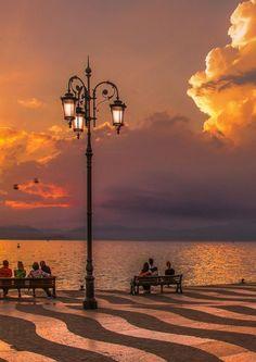 Lago di garda, Italy #WonderfulExpo2015 #LakesExperience