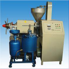 intelligent oil press machine Press Machine, Fire Extinguisher, Oil, Butter