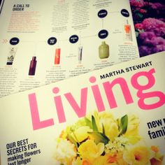 Check out what Martha Stewart has to say about Arbonne!