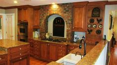 Country Kitchen - Find more amazing designs on Zillow Digs!