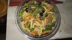 Pasta Vinaigrette Salad