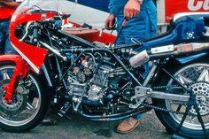 Evolution of a species, 1978 – Honda Honda Motorbikes, Engineering Works, Motorcycle Engine, Honda S, Racing Motorcycles, Bike Style, Motogp, Car Car, Le Mans