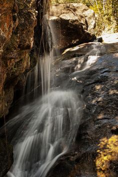 Cachoeira na Serra do Brigadeiro