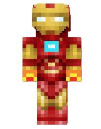 Avengers Minecraft skins