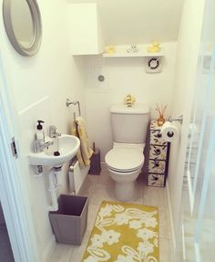 Bathroom Cabinets, Washroom, Persimmon Homes, Downstairs Loo, Simple Bathroom, Architectural Elements, Amazing Bathrooms, Decoration, Kitchen Remodel
