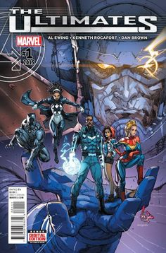 BLACK PANTHER! CAPTAIN MARVEL! MS. AMERICA CHAVEZ! SPECTRUM! BLUE MARVEL! The ultimate superteam comes together to find and fix problems beyond the limits of the infinite! From cosmic forces lurking o
