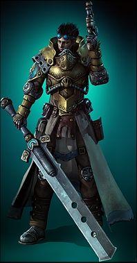 Lord-Commander Coleman Stryker, Cygnaran Warcaster