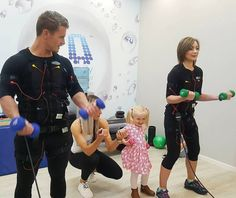 Want to get fit and see great results? Have you tried EMS Training? Electro Muscle Stimulation Training from provides you with real fitness results in real time! Join the fitness revolution today. Workout Results, Revolution, Muscle, Train, Club, Fitness, Gymnastics, Revolutions, Muscles