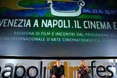 """PALCOSCENICO IN CAMPANIA.it: CINEMA - """"Venezia a Napoli. Il cinema esteso 2015""""..."""