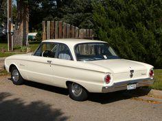 1960 Falcon 2-door Sedan
