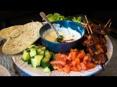 Freestyle Chicken Kebab (Recipe) - YouTube