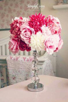 Diy Flower lamp