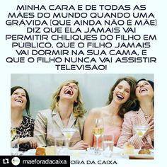 Nunca diga nunca!  #ficaadica