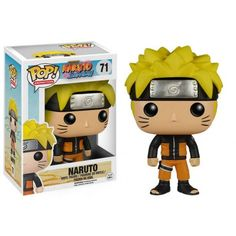 Funko Pop! Naruto, Naruto Shippuden, Anime, Funkomania
