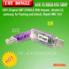 Ultimative werkzeug dongle umt dongle for huawei for alcatel for lg for samsung blinkende/lesen entsperren imei reparatur