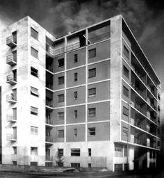 Casa Rustici Milan, Italy Giuseppe Terragni, Pietro Lingeri, 1933-1935