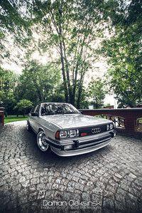 Audi 100 C2 1981 typ43 Hubert (Hubciu) Helwig /// Driiive.com/HubertHelwig