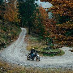 """Mi piace"": 2,738, commenti: 19 - Scrambler Ducati (@scramblerducati) su Instagram: ""When outdoor is calling you... @Brahmino  #scramblerducati #scrambler #ducati #desertsled #outdoor…"""