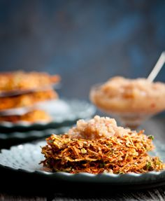 Fancy - Raw Yam and Carrot Savory Pancakes — Rawmazing Raw Food Raw Vegan Recipes, Clean Recipes, Whole Food Recipes, Healthy Recipes, Drink Recipes, Healthy Cooking, Cooking Recipes, Healthy Eats, Healthy Foods