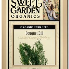Bouquet Dill  from The Scribbled Hollow for $2.89 on Square Market