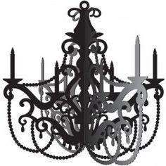 Wundervoll Chandelier Hanging Decoration