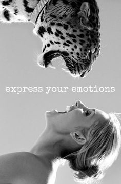 expres your emotions