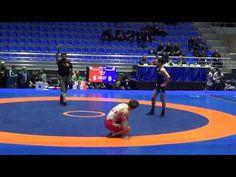 Phartenadze (Champion) - Khinchegashvili (Titan-Mercury) World Wrestling Clubs Cup 2016 Kharkov