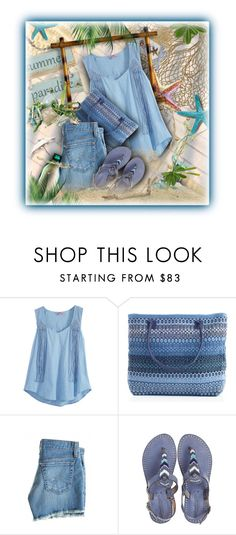 """""""* B e a c h   F a s h i o n * Contest! Please Enter!"""" by nonniekiss ❤ liked on Polyvore featuring Calypso St. Barth, AG Adriano Goldschmied, Laidback London, fashiontrend, fashionset, fashionsense, nonniekiss and nonniestyle"""