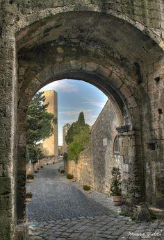 Tarquinia.Italy
