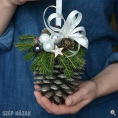 Rustic Christmas, Christmas Wreaths, Christmas Decorations, Christmas Ornaments, Holiday Decor, Diy Home Crafts, Christmas Crafts, New Years Decorations, Xmas Holidays