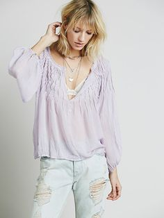 Free People FP ONE Morning Light Top at Free People Clothing Boutique