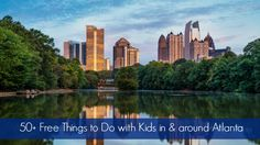 It is possible to have fun without spending a dime. Are you up for the challenge? Here is a collection of FREE things to do with in Atlanta with kids.