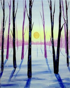 Find the perfect thing to do tonight by joining us for a Paint Nite in Hamilton, ON, featuring fresh paintings to be enjoyed over even fresher cocktails!