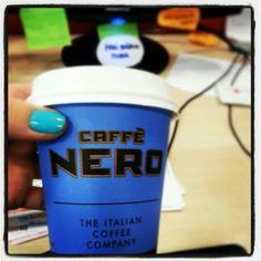 Chai latte! fav.! ♥