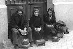 Resultado de imagen de la posguerra española