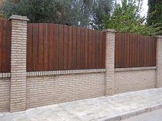 fachada de chalet