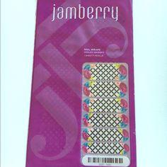 Jamberry New Trellis Nail Wraps Jamberry New Trellis Nail Wraps. I bundle! Just ask  Jamberry Makeup