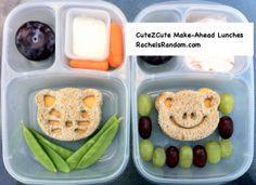CuteZCute Sandwiches - RachelsRandom.com