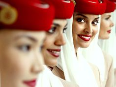 Emirates : Fly with a Smile