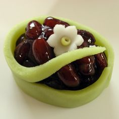 Japanese Sweets, , 水仙 Suisen - Narcissus