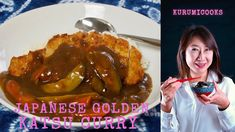 Golden Curry, Japanese Curry, Curry Dishes, Japanese House, Recipe For 4, Pork, Chicken, Meat, Cooking