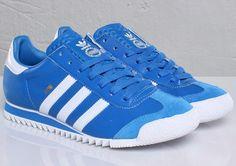 adidas Originals Rom (Bluebird). Release: 2011. #adidasrom