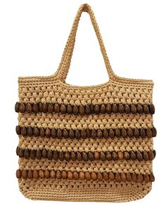 Paper Bead Jewelry, Paper Beads, Beaded Jewelry, Handmade Handbags, Handmade Bags, Crochet Handbags, Beaded Bags, Crochet Accessories, Straw Bag