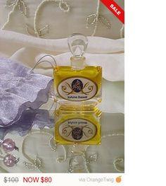 Perfume Oil  natural perfume oil JoAnne by JoAnneBassett on Etsy